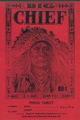Big Chief Springfield Tablet