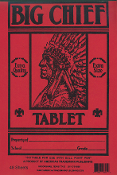 Big Chief Western Tablet