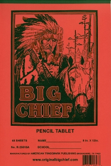 Big Chief Diamond W Tablet