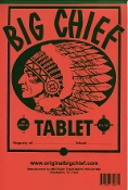 Big Chief Rockmont Tablet